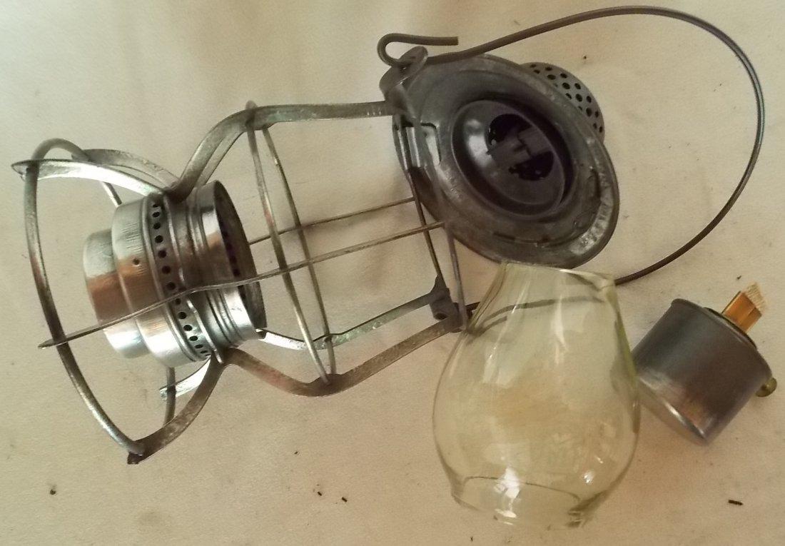 Pennsylvania Railroad Lantern Keystone #39 - 5