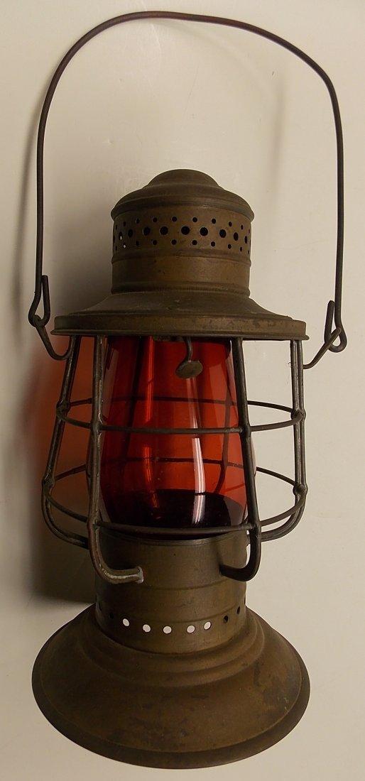 Universal Spinning Brass Lantern