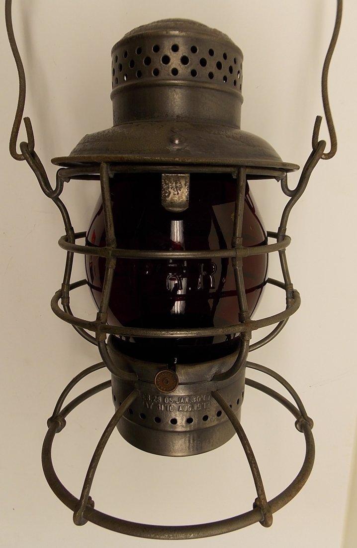 Armspear Pennsylvania Railroad Lantern