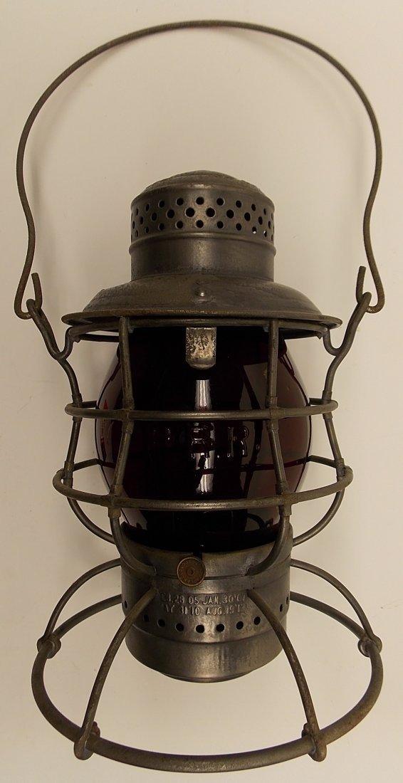 Armspear Pennsylvania Railroad Lantern - 2
