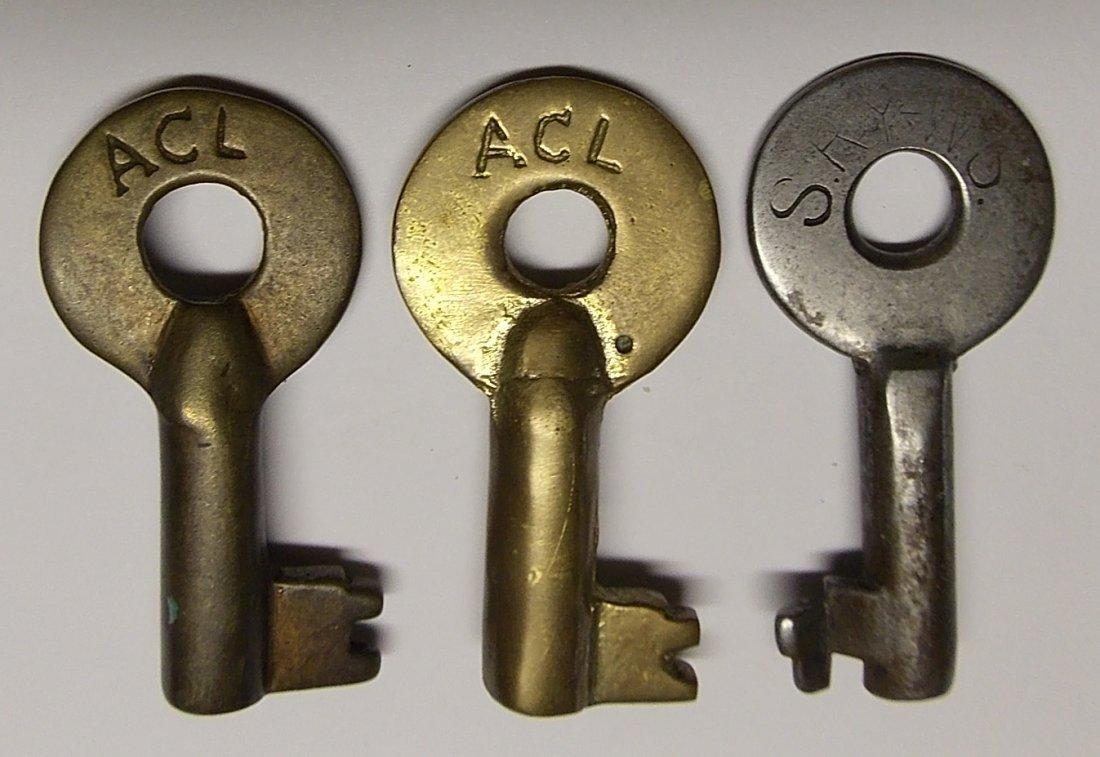 ACL & Sou Switch Keys 3