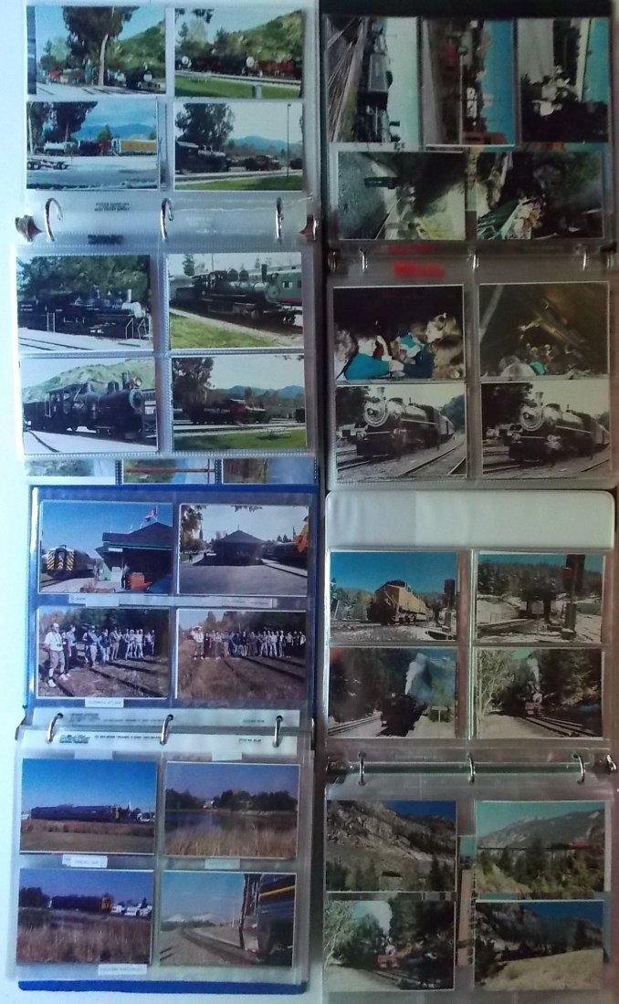 Railfan trip photos with IDs (1,050)