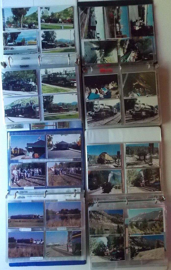 Railfan trip photos with IDs (1,050) - 2