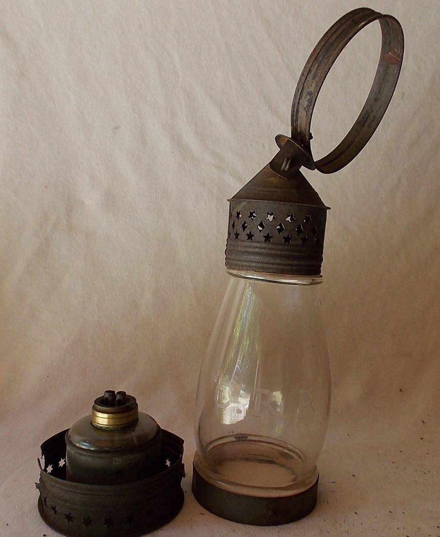 Concord Railroad Fixed Globe Lantern