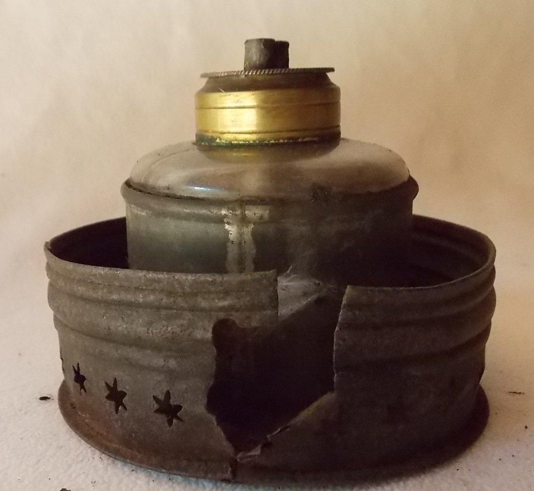 Concord Railroad Fixed Globe Lantern - 3