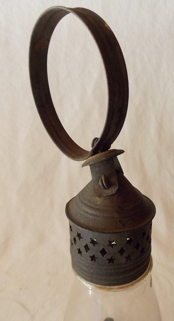 Concord Railroad Fixed Globe Lantern - 5