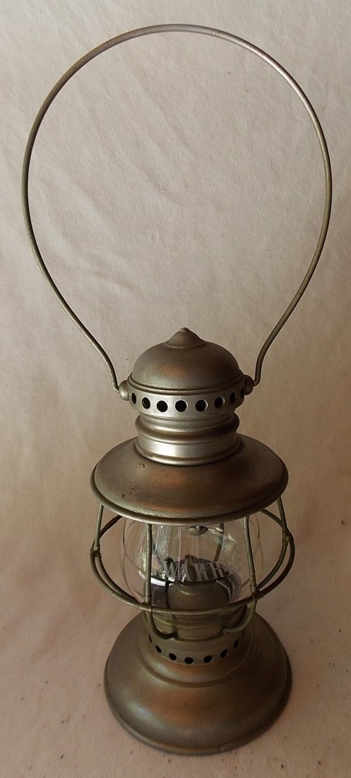 Presentation Conductor Lantern M. L. Warren - 2