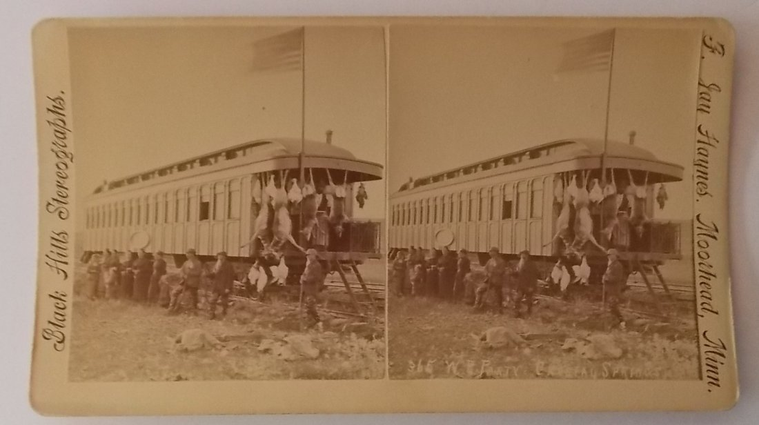 Western Stereoview Cards (5) - 3
