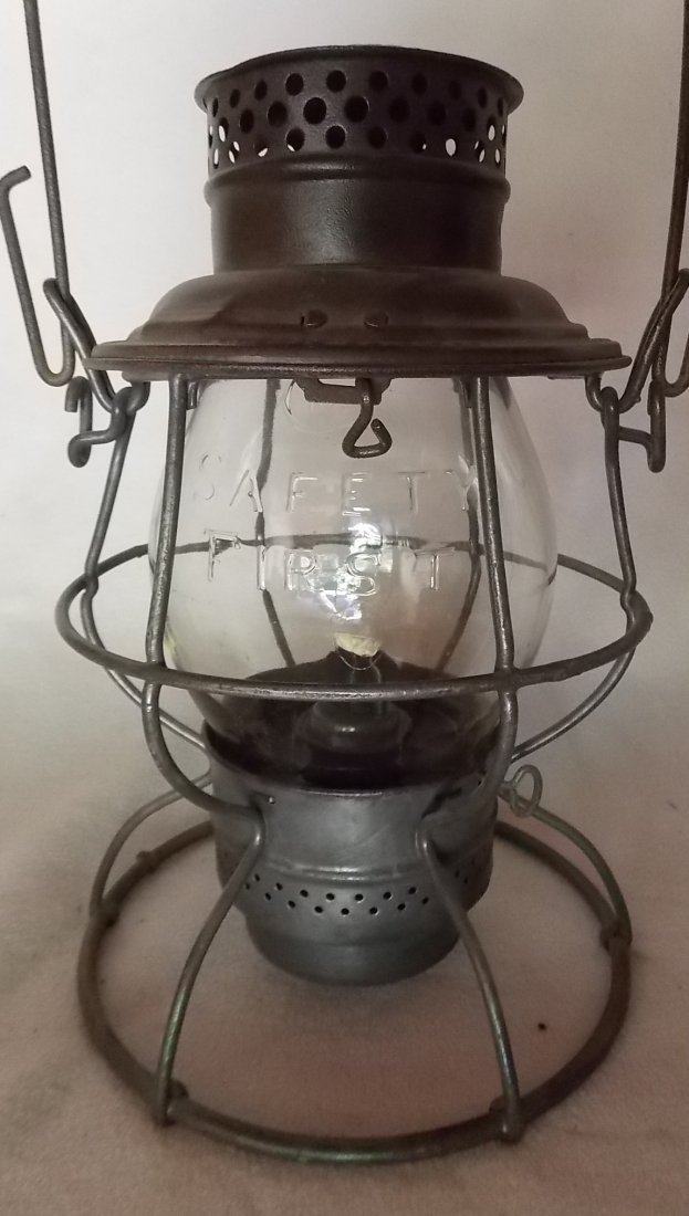 Pennsylvania Railroad Reliable Lantern