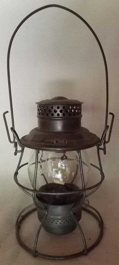Pennsylvania Railroad Reliable Lantern - 2
