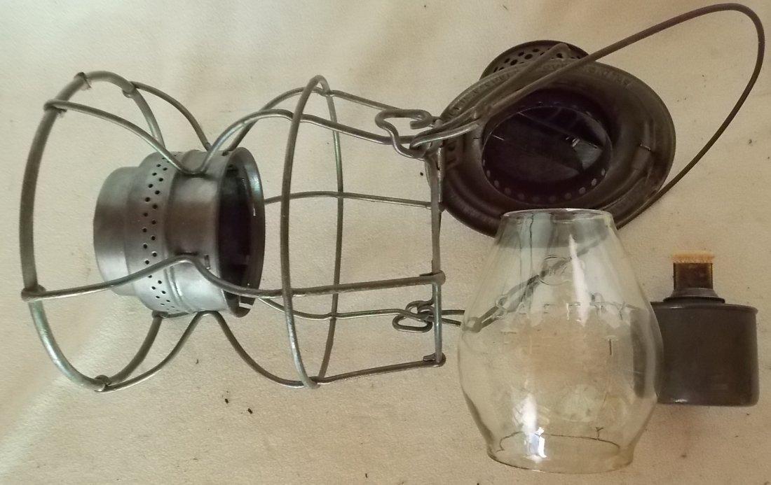 Pennsylvania Railroad Reliable Lantern - 6