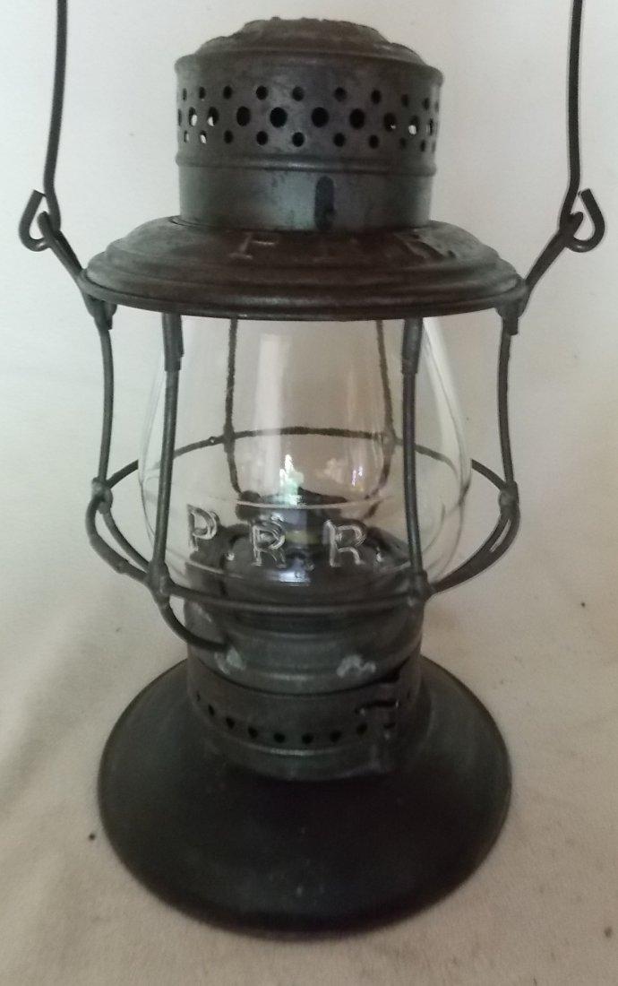 Pennsylvania Railroad A&W Bellbottom Lantern