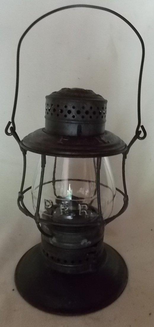 Pennsylvania Railroad A&W Bellbottom Lantern - 2