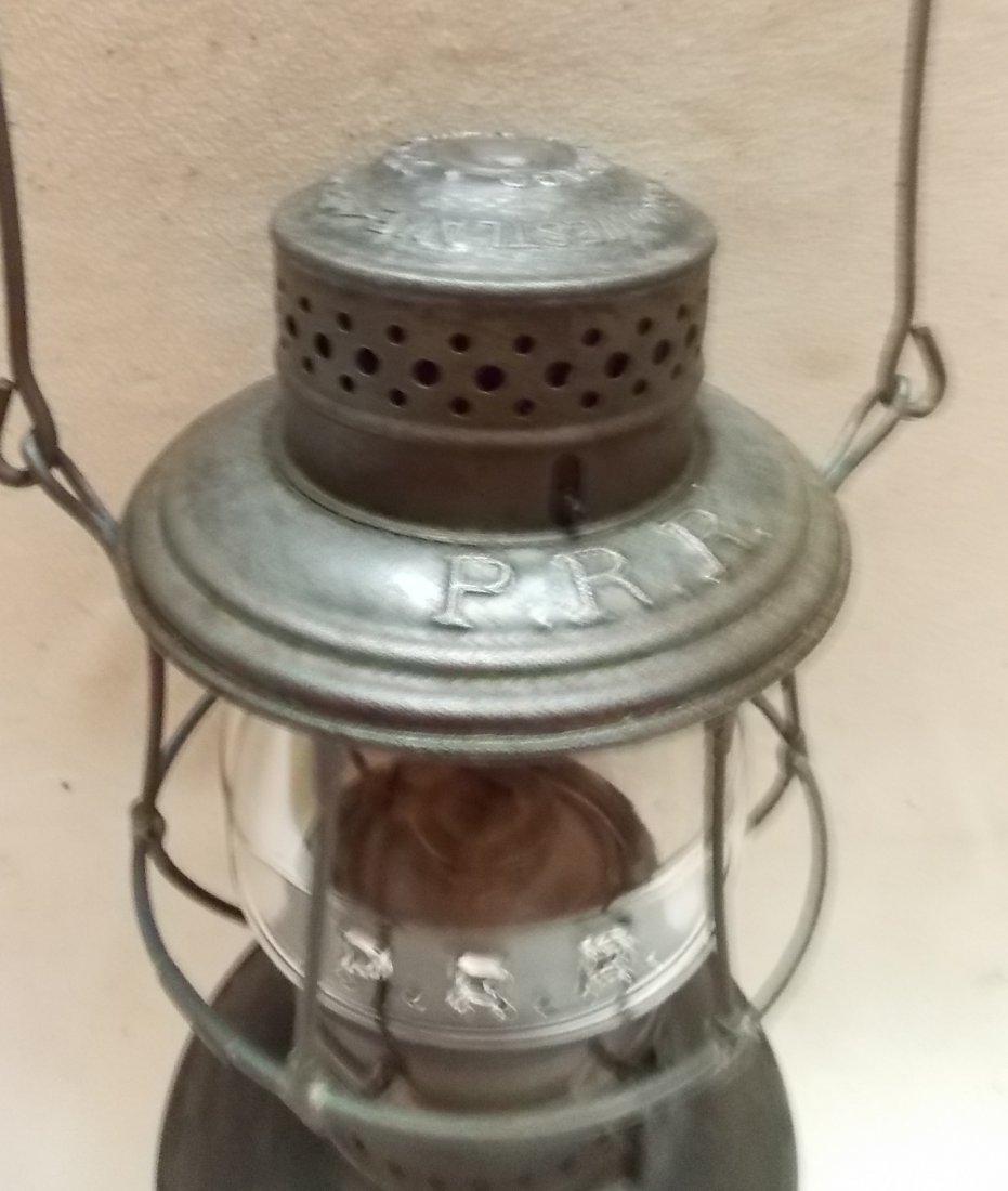 Pennsylvania Railroad A&W Bellbottom Lantern - 3