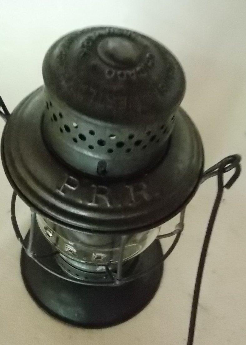 Pennsylvania Railroad A&W Bellbottom Lantern - 4