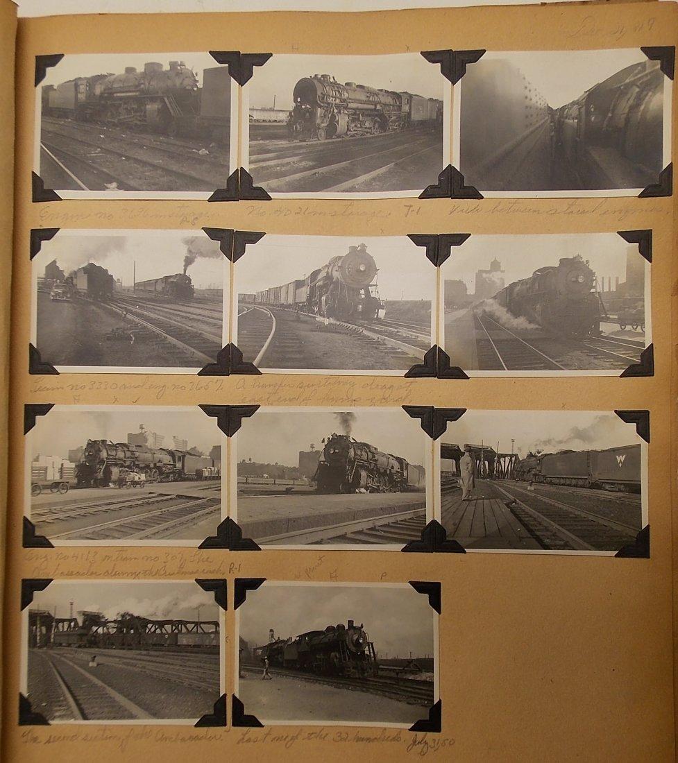 Old Boston & Maine Photo Scrapbook (450+) - 5