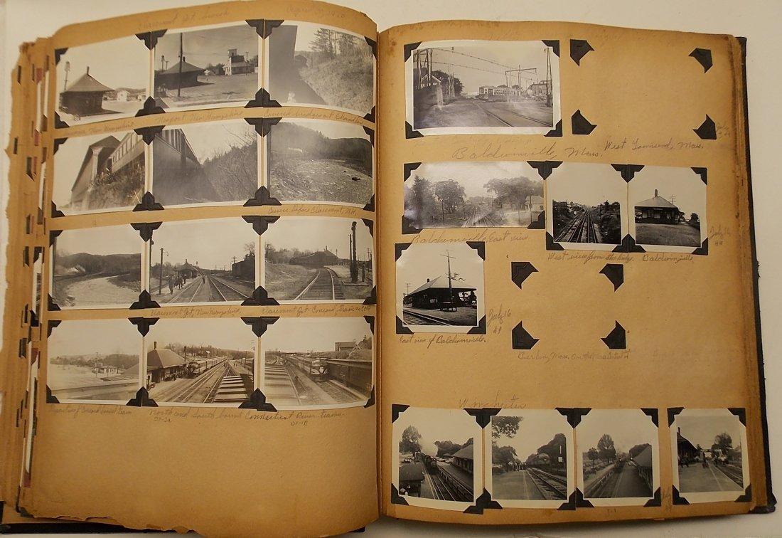 Old Boston & Maine Photo Scrapbook (450+) - 9
