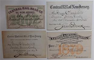 New Jersey Railroad Annual Passes