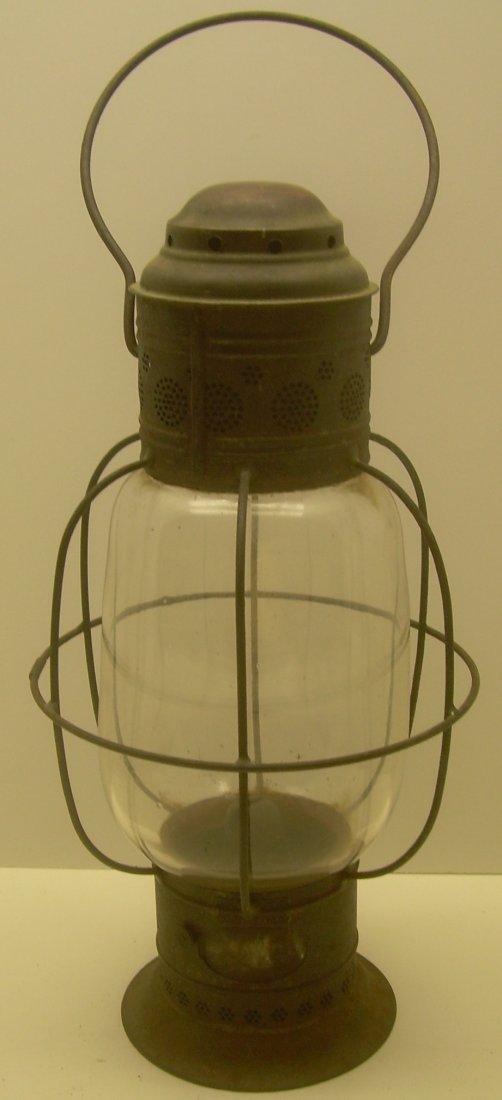 Fixed Globe Lantern Brady & Thompson heritage