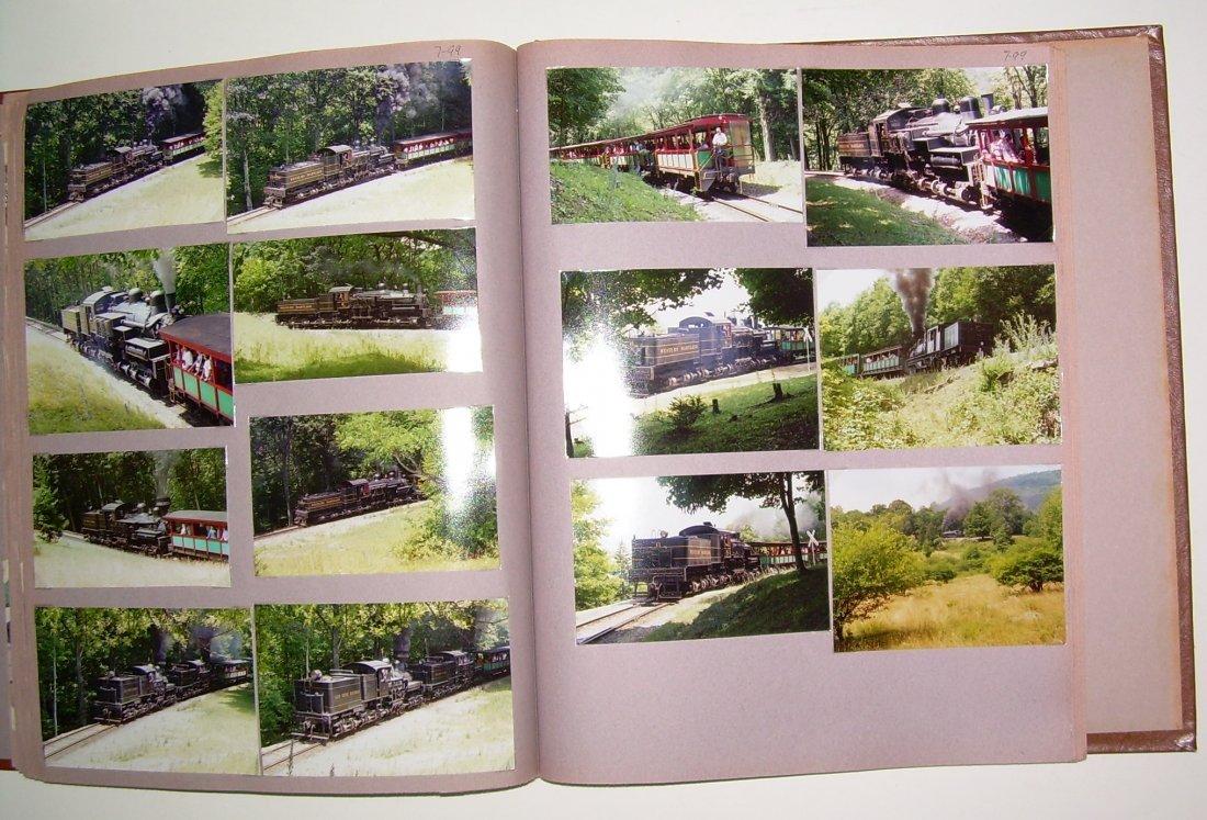 West Virginia Cass Logging Railroads Scrapbook - 10