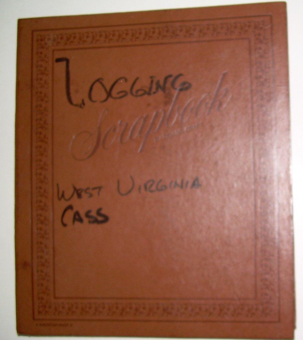 West Virginia Cass Logging Railroads Scrapbook