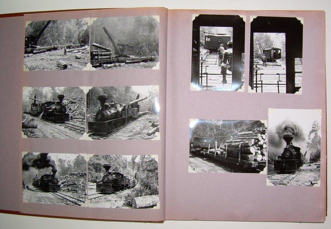 West Virginia Cass Logging Railroads Scrapbook - 3