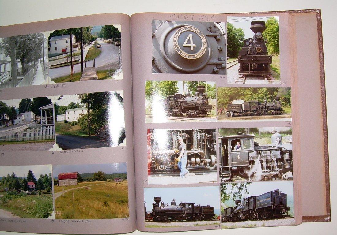 West Virginia Cass Logging Railroads Scrapbook - 9