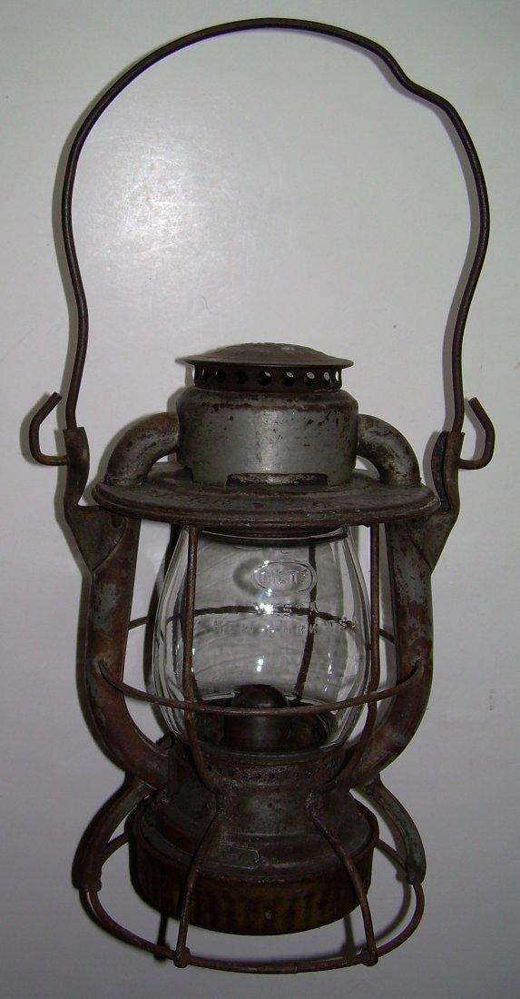 Lehigh & New England Railroad Dietz Lantern