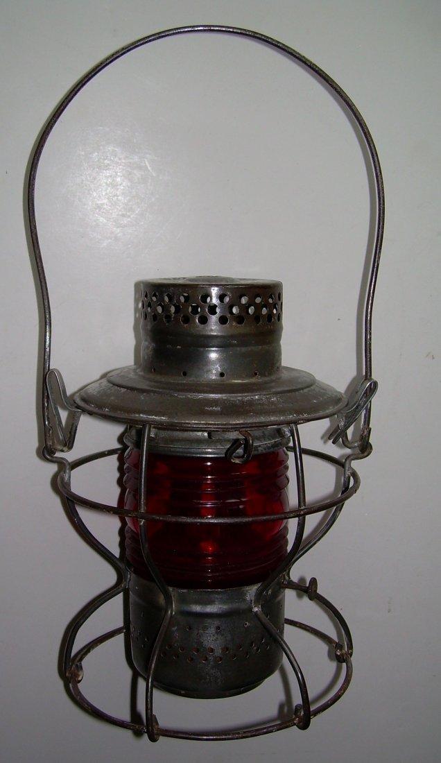Pennsylvania Railroad Handlan Lantern