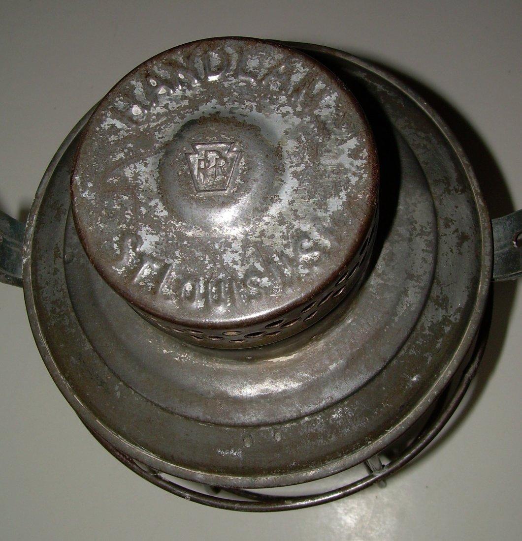 Pennsylvania Railroad Handlan Lantern - 2