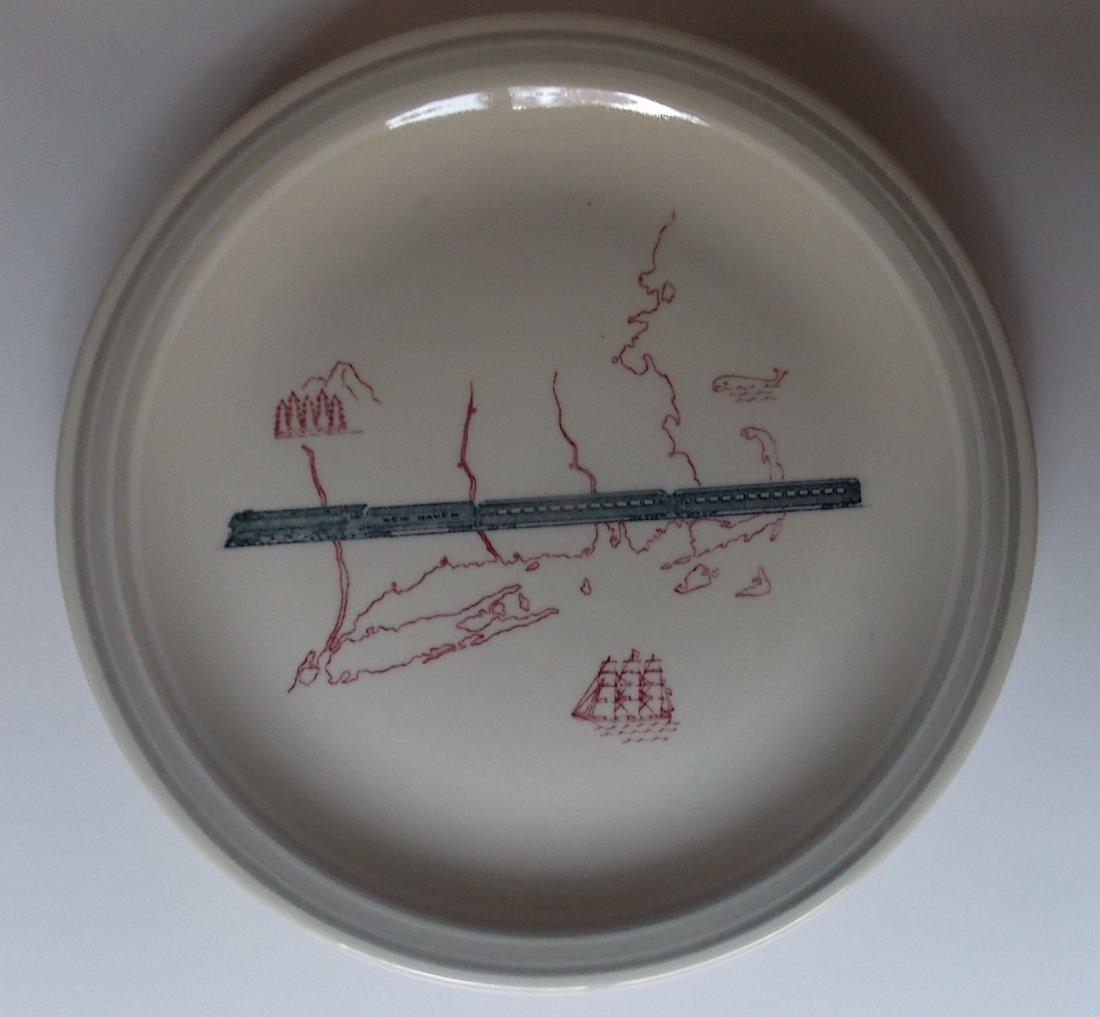 New Haven Merchants Pattern Plates (2) - 2