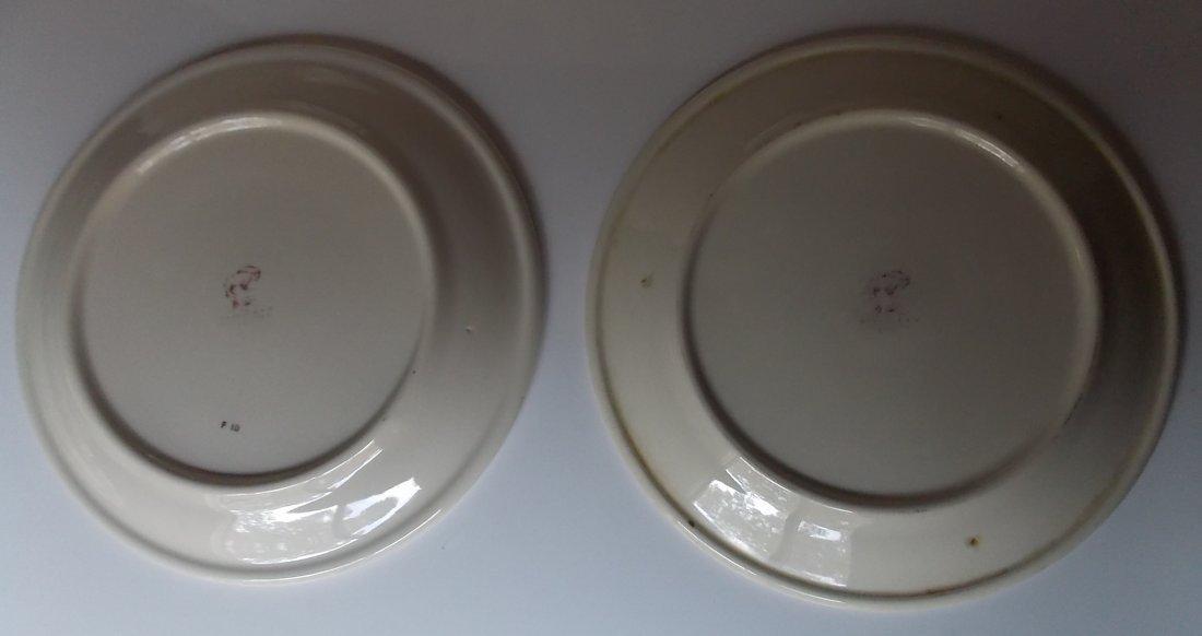 New Haven Merchants Pattern Plates (2) - 4