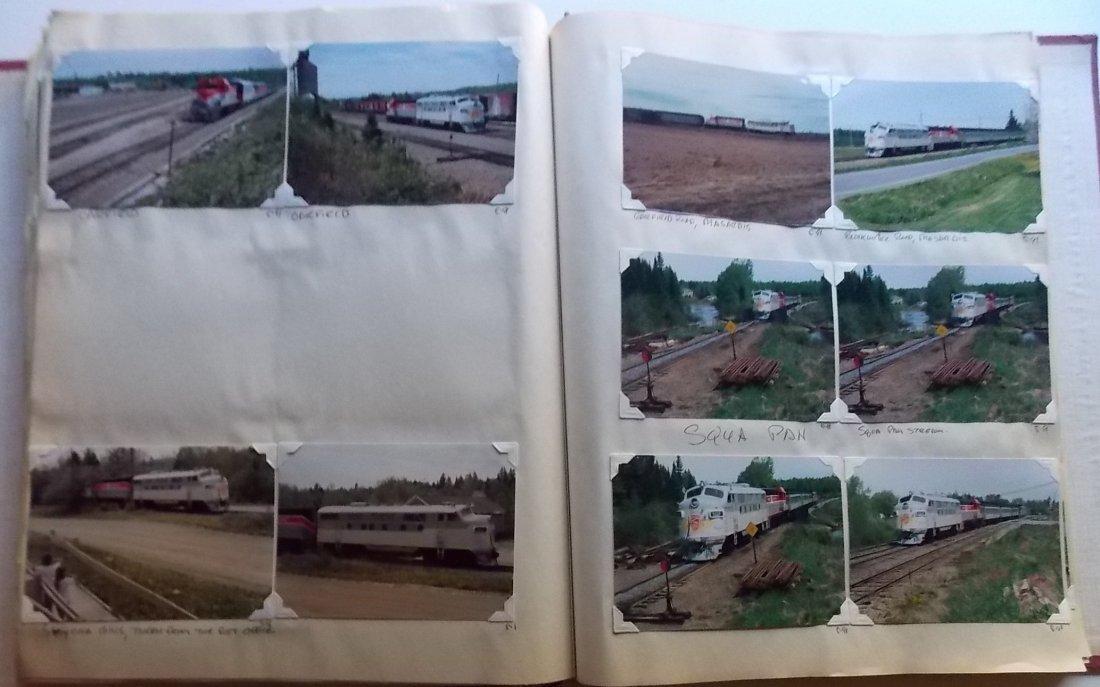 Bangor & Aroostook Railroad Scrapbook - 5