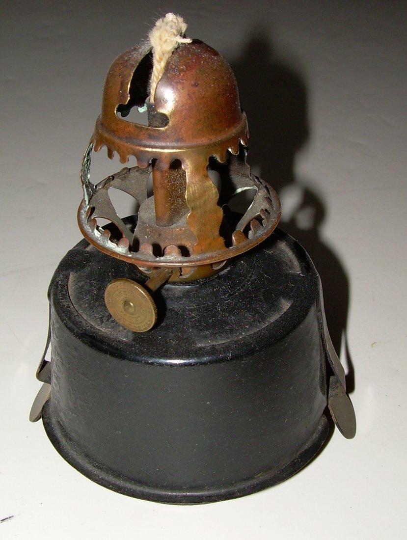 Sargent's 1861 Patent Fixed Globe Lantern - 4