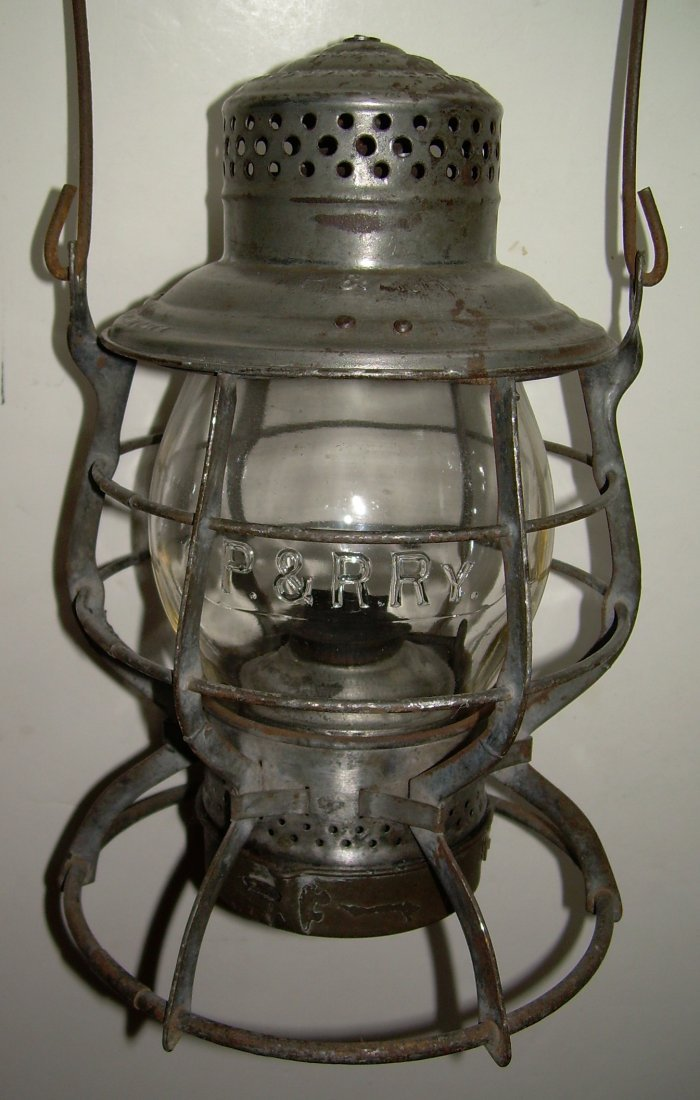 Philadelphia & Reading Railway Lantern