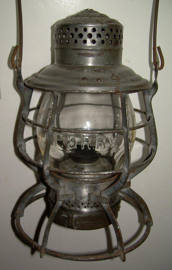 Philadelphia & Reading Railway Lantern