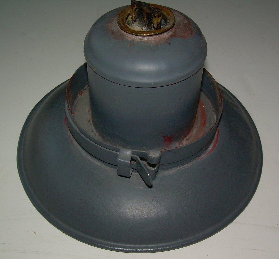 Ham Brasstop Lantern PRR MacBeth Cast Globe - 4