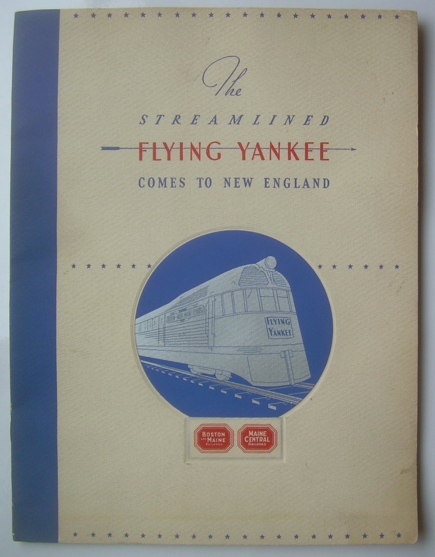 Boston & Maine Flying Yankee Introduction