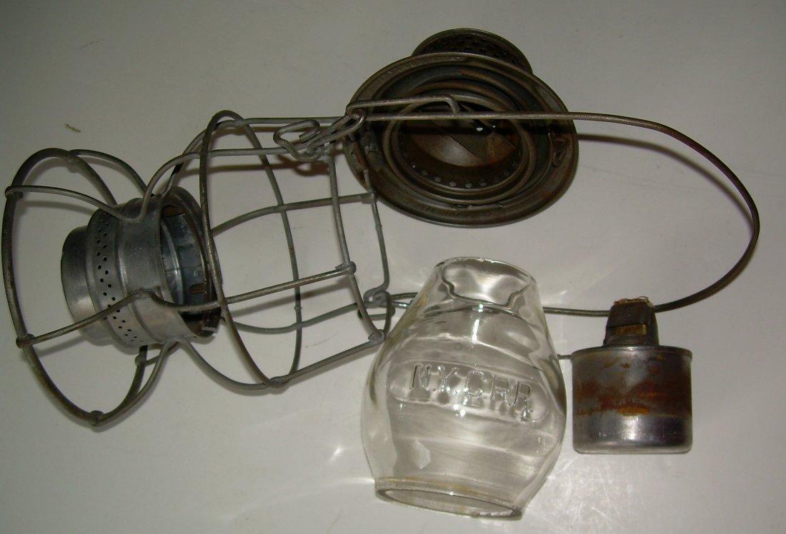 New York Central Reliable Railroad Lantern - 5