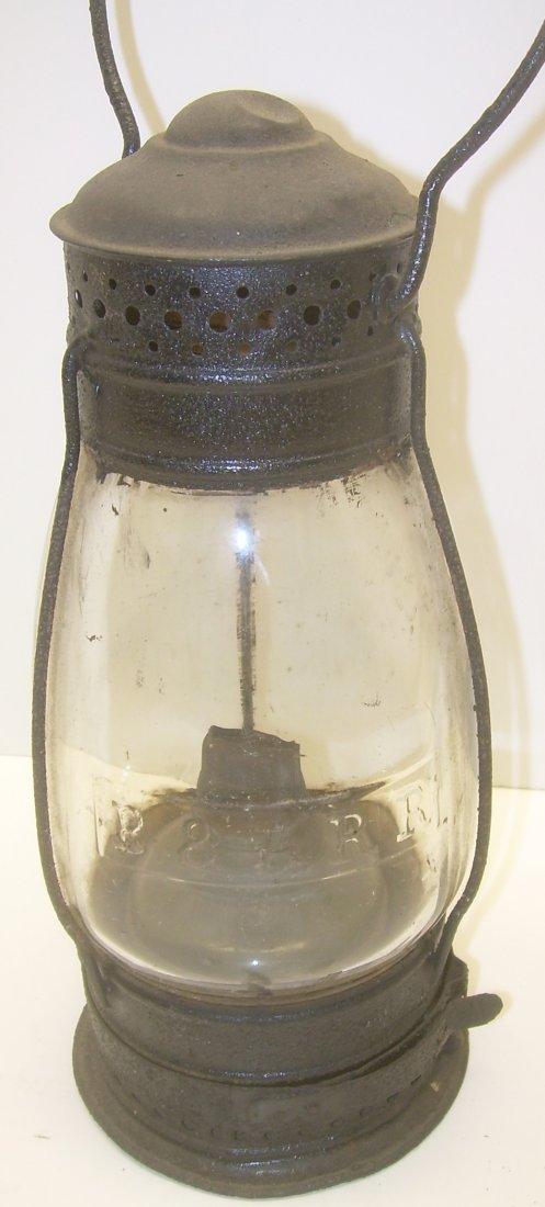 Boston & Albany Cast Fixed Globe Lantern