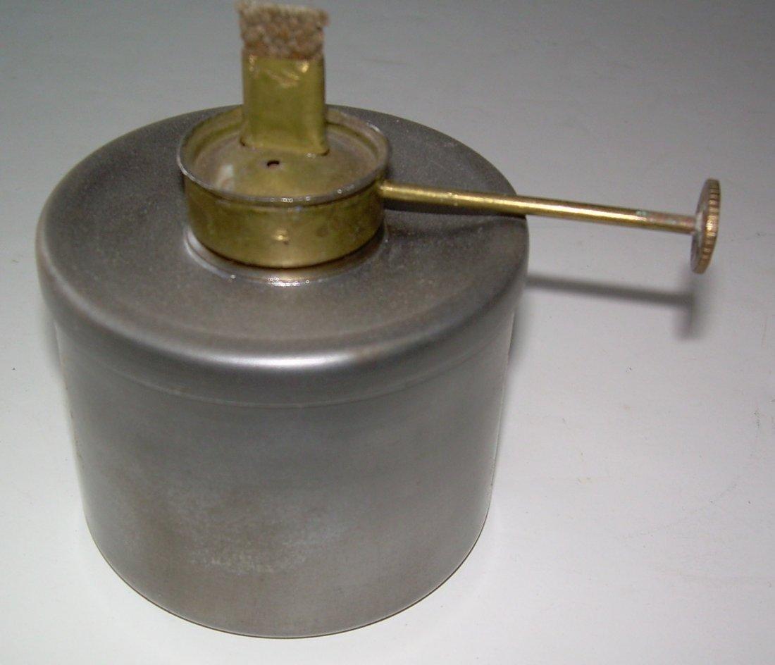 Big Four Railroad Bellbottom Lantern nice Globe - 4