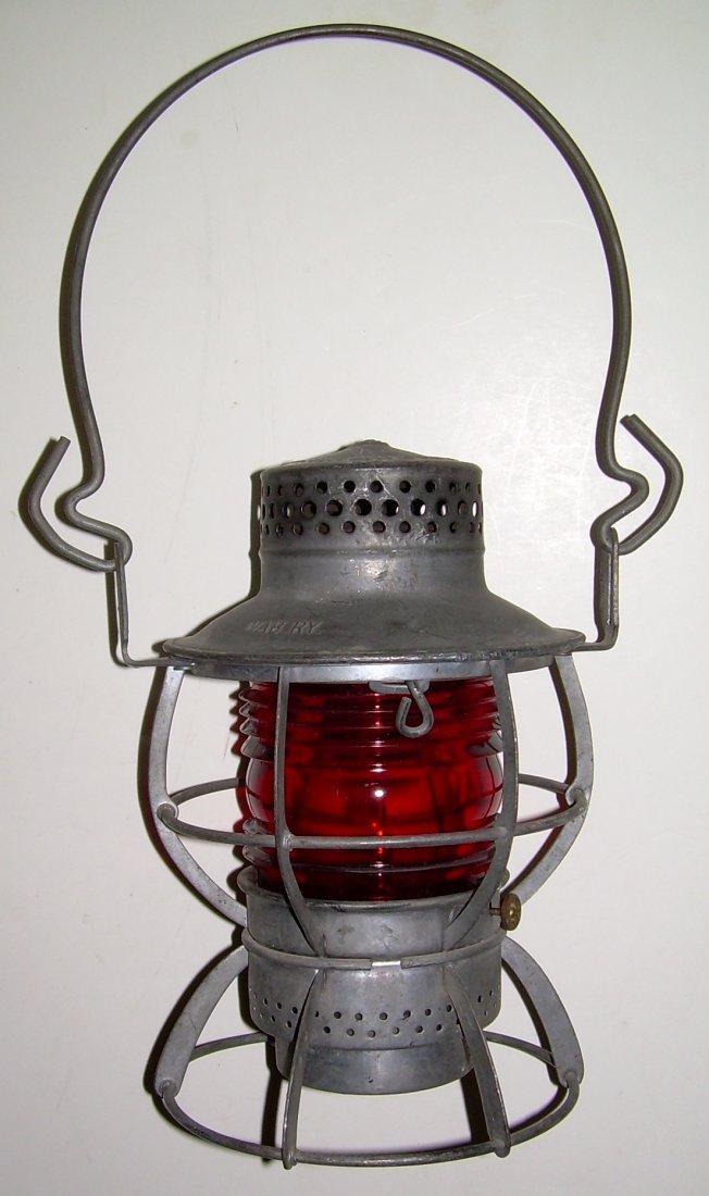 Wabash Railway Dressel Lantern