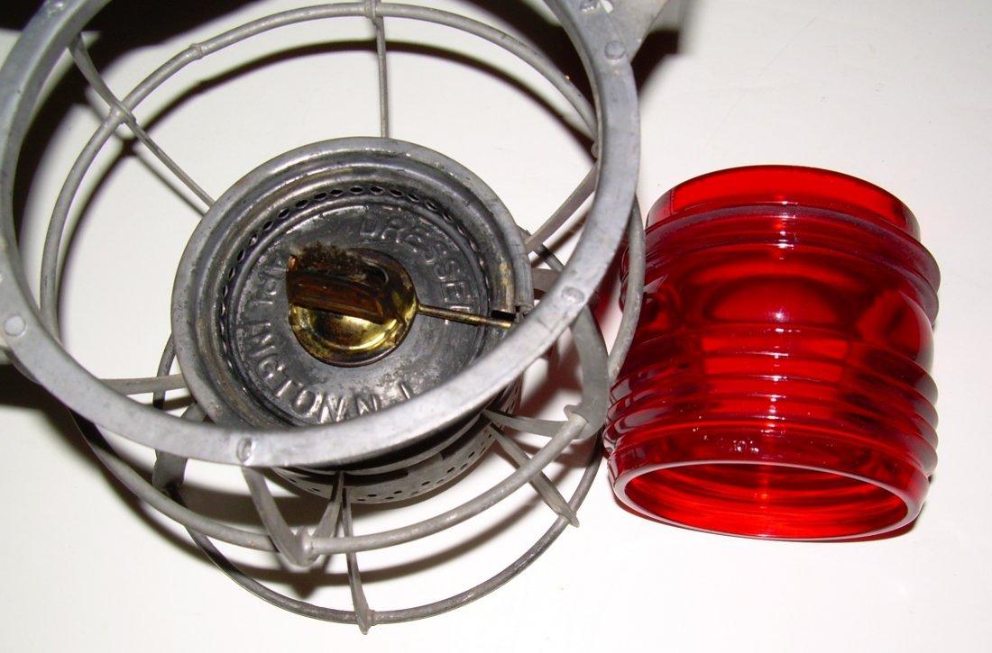 Wabash Railway Dressel Lantern - 4
