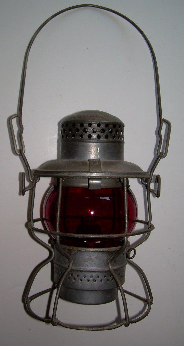 Louisville & Nashville Railroad Lantern