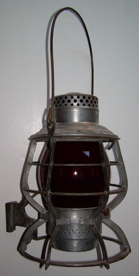 Springfield Street Railway Trolley Lantern Bracket
