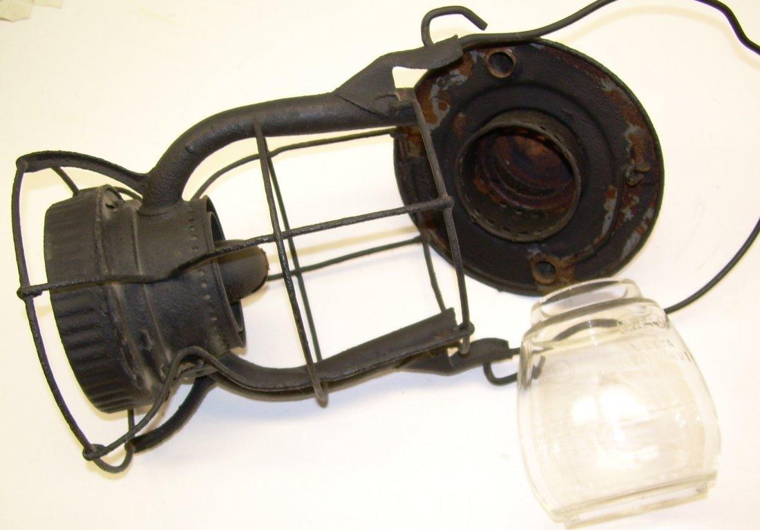 Lackawanna Dietz Railroad Lantern - 3