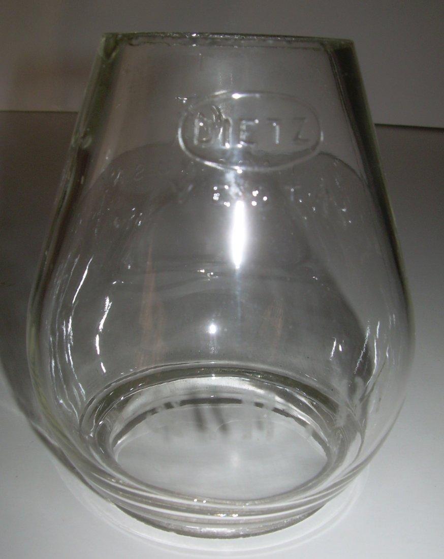 Lantern Globes: Cast  LVRR #100, Rdg Vesta CE - 3