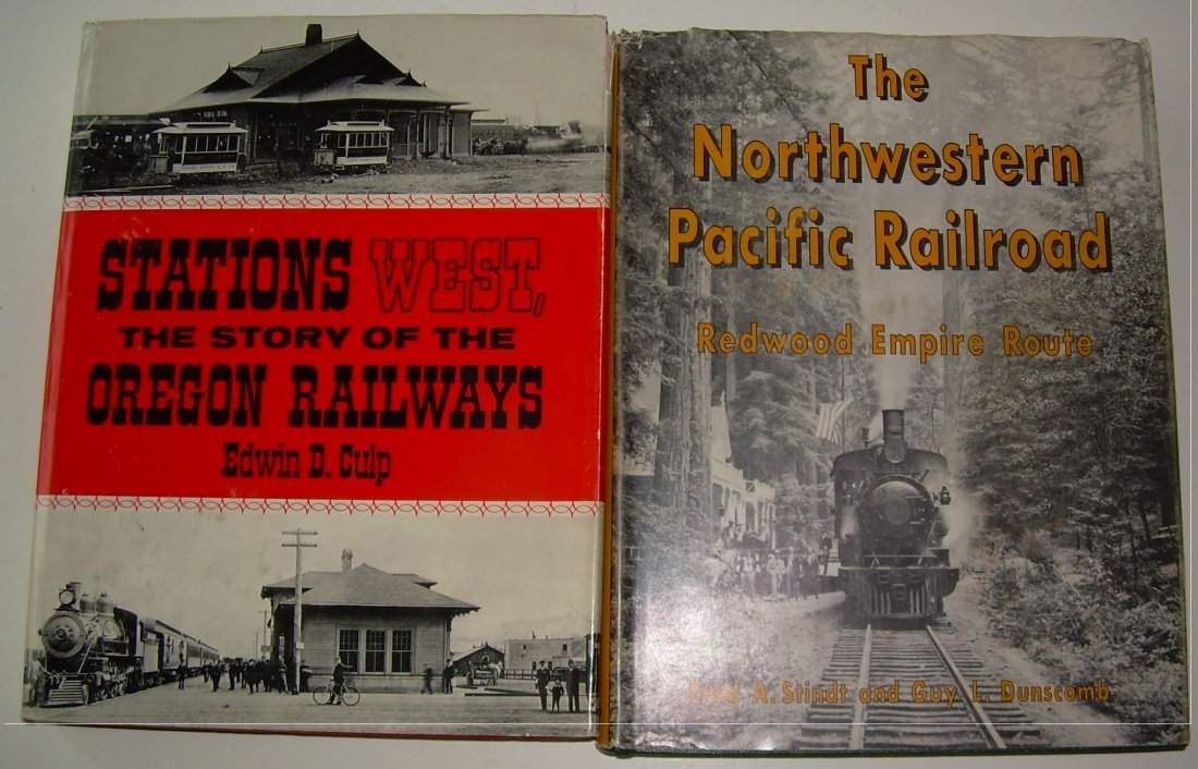 Oregon & California Train Books