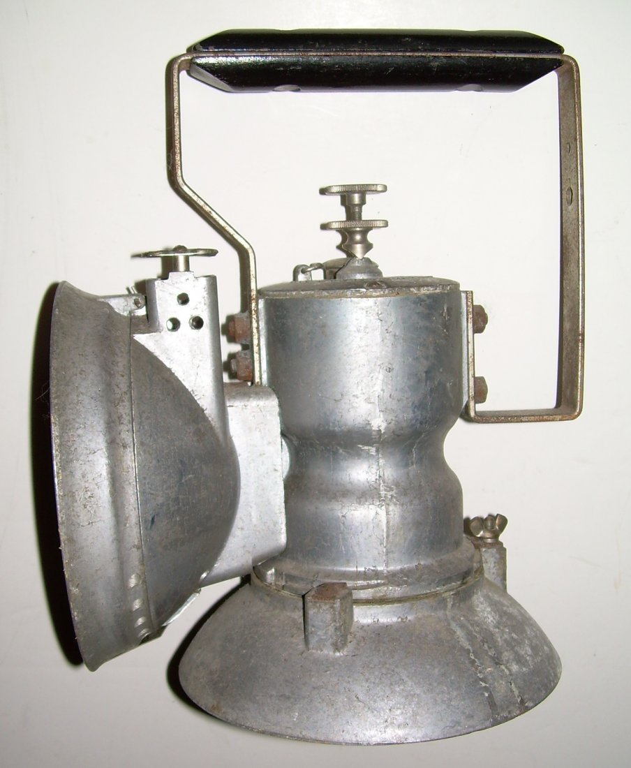 Oxweld Carbide Lantern - Patent Pending