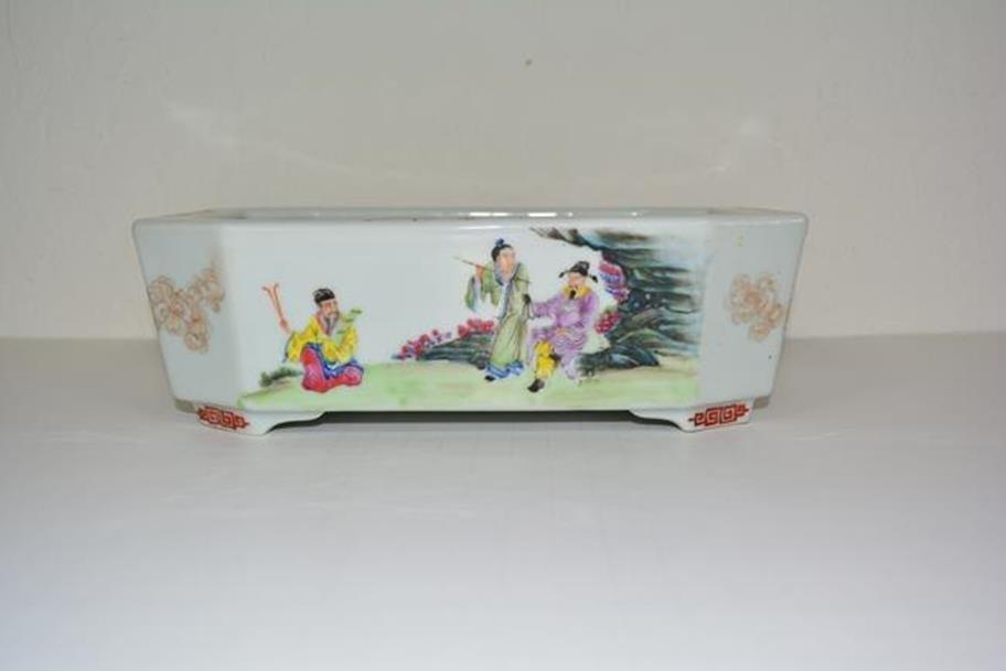 Porcelain Bonsai Planter